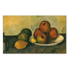 Still Life with Apples by Ceza Decal