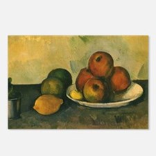 Still Life with Apples by Postcards (Package of 8)