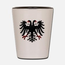 Banner of  the Holy Roman Empire Shot Glass
