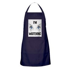 WATCHING Apron (dark)