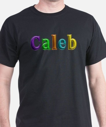 Caleb Shiny Colors T-Shirt