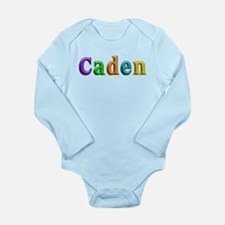 Caden Shiny Colors Body Suit