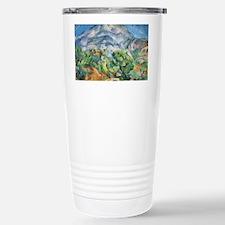 Cezanne Mont Sainte Victoire Travel Mug