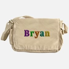 Bryan Shiny Colors Messenger Bag