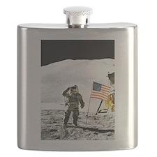 Apollo fiveteen Lunar Module Pilot moon explore Fl