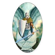 Saint Angel Michael Decal