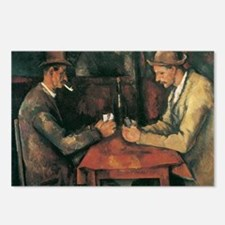 Cezanne The Card Players Postcards (Package of 8)
