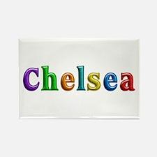 Chelsea Shiny Colors Rectangle Magnet