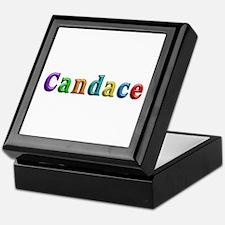 Candace Shiny Colors Keepsake Box
