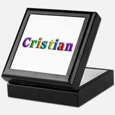 Cristian Shiny Colors Keepsake Box