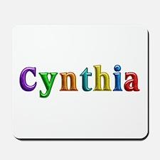 Cynthia Shiny Colors Mousepad