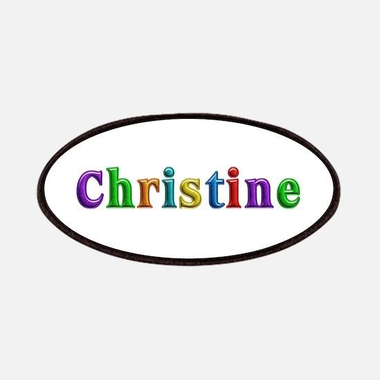Christine Shiny Colors Patch