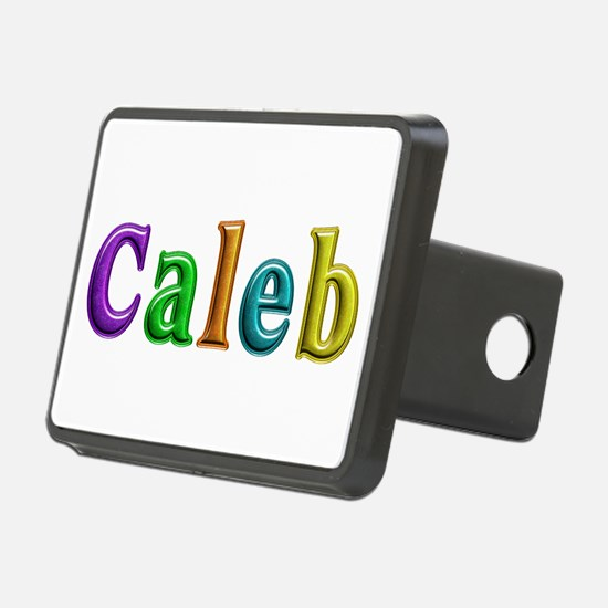 Caleb Shiny Colors Hitch Cover