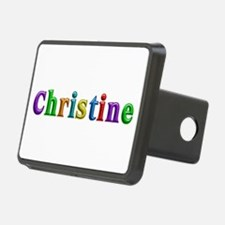 Christine Shiny Colors Hitch Cover