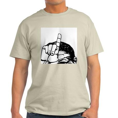 "Retro ""Loser"" Light T-Shirt"