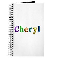 Cheryl Shiny Colors Journal