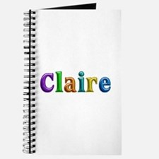 Claire Shiny Colors Journal
