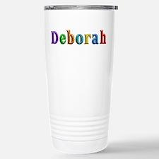 Deborah Shiny Colors Travel Mug