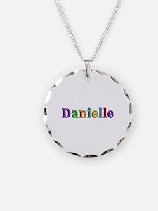 Danielle Shiny Colors Necklace