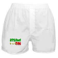 Island Baby Boi Boxer Shorts