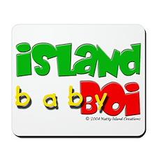 Island Baby Boi Mousepad