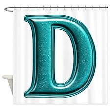 D Shiny Colors Shower Curtain