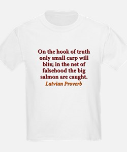 On The Hook Of Truth T-Shirt