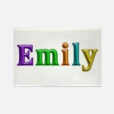 Emily Shiny Colors Rectangle Magnet