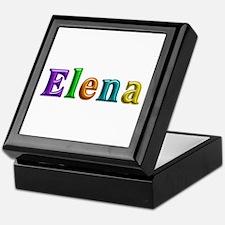 Elena Shiny Colors Keepsake Box