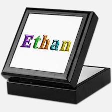 Ethan Shiny Colors Keepsake Box