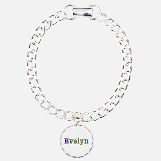 Evelyn Shiny Colors Bracelet