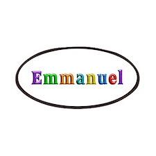 Emmanuel Shiny Colors Patch