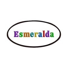 Esmeralda Shiny Colors Patch