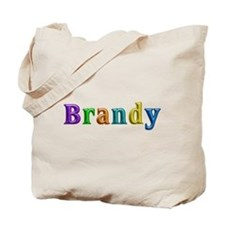 Brandy Shiny Colors Tote Bag