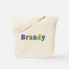 Brandy Shiny Colors Tote Bag