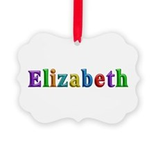 Elizabeth Shiny Colors Ornament