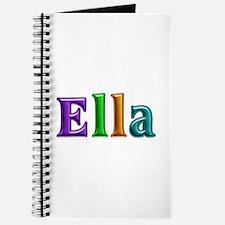 Ella Shiny Colors Journal