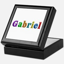 Gabriel Shiny Colors Keepsake Box