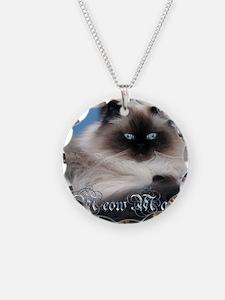 2014 Coco Calendar Cover Necklace