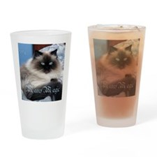 2014 Coco Calendar Cover Drinking Glass