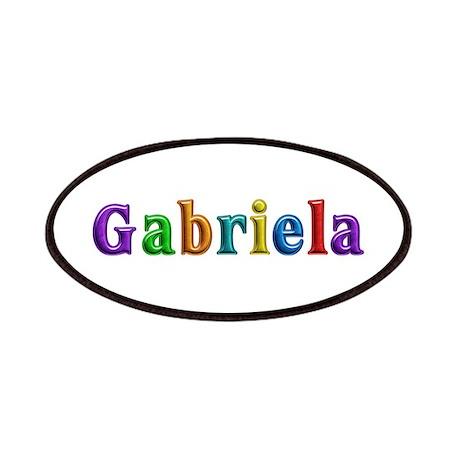 Gabriela Shiny Colors Patch