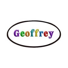 Geoffrey Shiny Colors Patch