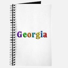 Georgia Shiny Colors Journal