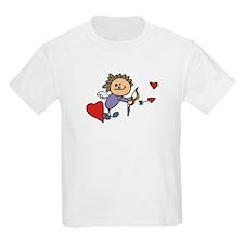 Cupid Drawing Kids T-Shirt