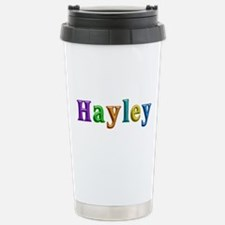 Hayley Shiny Colors Stainless Steel Travel Mug