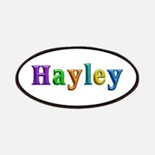 Hayley Shiny Colors Patch