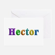 Hector Shiny Colors Greeting Card