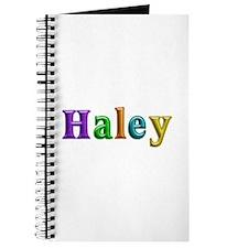 Haley Shiny Colors Journal