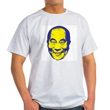 Stylin' Dalai Lama Ash Grey T-Shirt