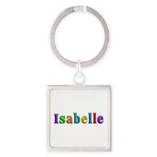 Isabelle Shiny Colors Square Keychain